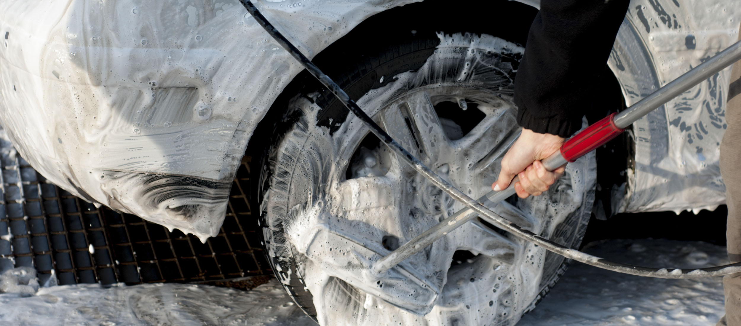 Find Your Nearest Car Wash